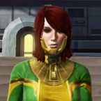Knight'crawler's Kira Carsen - Jedi Covenant