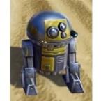 M8-3R Astromech Droid