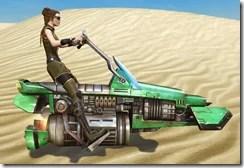 Rark K-21X - Side