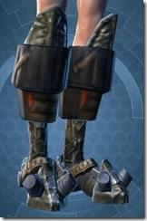 Savage Hunter Female Boots