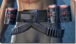 Savage Hunter Male Belt