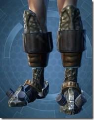Savage Hunter Male Boots