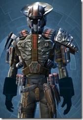 Savage Hunter - Male Close