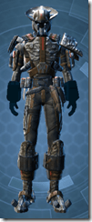 Savage Hunter - Male Front