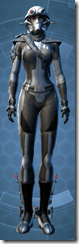 Alliance Agent - Female Front