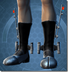 Alliance Agent Male Boots