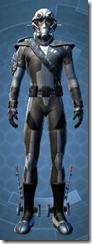 Alliance Agent - Male Front