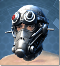 Alliance Agent Male Headgear
