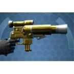 Alliance Mender / Targeter Blaster Pistol / Offhand Blaster*