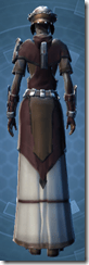 Alliance Consular - Female Back