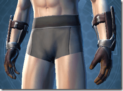 Alliance Consular Male Gloves