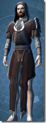 Alliance Consular Male Robes