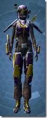 Alliance Hunter Dyed