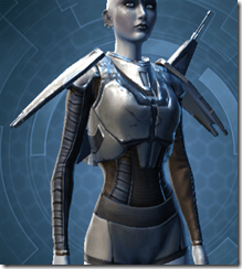Alliance Hunter Female Bodt Armor