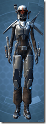 Alliance Hunter - Female Front