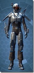 Alliance Hunter - Male Front