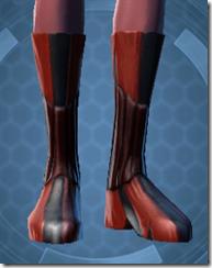 Alliance Inquisitor Female Boots