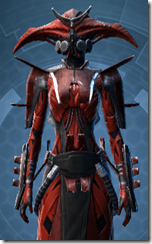 Alliance Inquisitor - Female Close