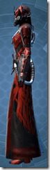 Alliance Inquisitor - Female Left
