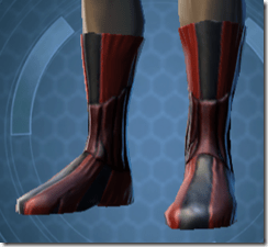 Alliance Inquisitor Male Boots