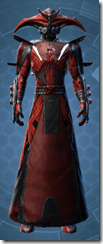 Alliance Inquisitor - Male Front
