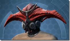 Alliance Inquisitor Male Headgear