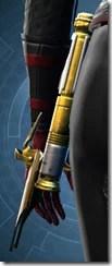 Alliance Lightsaber - Stowed