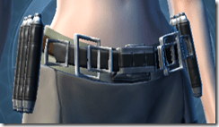 Alliance Smuggler Female Belt