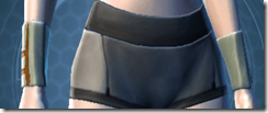 Alliance Smuggler Female Bracers