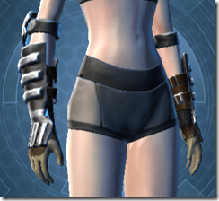 Alliance Smuggler Female Gloves