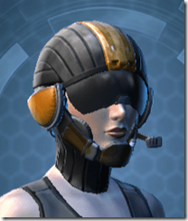 Alliance Smuggler Female Headgear