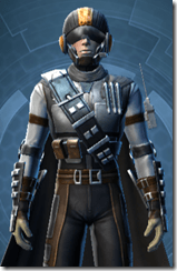 Alliance Smuggler - Male Close