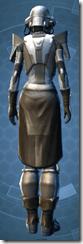 Alliance Trooper - Female Back