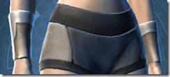 Alliance Trooper Female Bracers