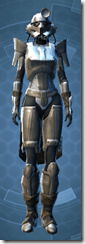 Alliance Trooper - Female Front