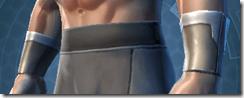 Alliance Trooper Male Bracers