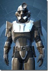 Alliance Trooper - Male Close