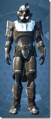 Alliance Trooper - Male Front
