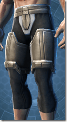 Alliance Trooper Male Greaves