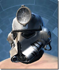 Alliance Trooper Male Helmet