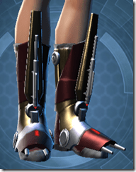 Alliance Warrior Female Boots