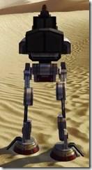 BA-2 Recon Walker - Back