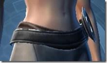 Dark Reaver Agent Female Belt