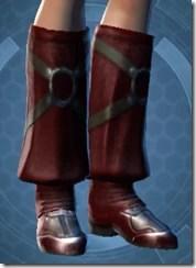Dark Reaver Agent Female Boots
