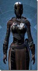 Dark Reaver Agent - Female Close