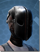 Dark Reaver Agent Female Headgear