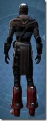Dark Reaver Agent - Male Back