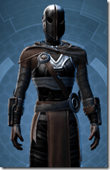 Dark Reaver Agent - Male Close