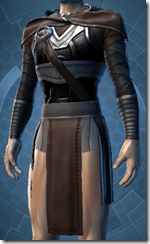 Dark Reaver Agent Male Jacket