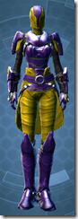 Dark Reaver Hunter Dyed